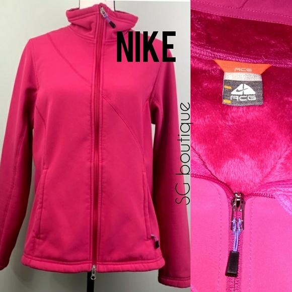 🆕⭐ Nike ACG Magenta pink jacket